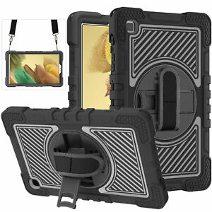 """For Samsung Galaxy Tab A A7 S6 8"""" 8.4 8.7 10.1 10.4 Shockproof Case Rubber Cover"""
