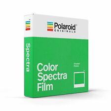 Polaroid originals Color Spectra Image Film