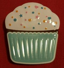 LIMITED EDITION AMAZON CUPCAKE GIFT CARD TIN CASE BOX