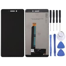 LCD Screen and Digitizer Full Assembly for Nokia 6 (Second Generation)
