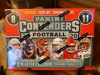 IN HAND! 2020 NFL Panini Contenders Football 11-Pack Blaster Box  - FANATICS