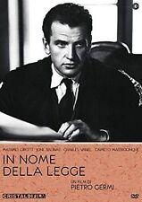 Dvd IN NOME DELLA LEGGE - (1949) ***Massimo Girotti, Camillo Mastrocinque***NEW