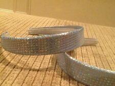 Claire's Glitter Glittery Rainbow Hair Band Hairband Soft Comfortable