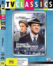 The Streets Of San Francisco : Season 1 : Vol 2 (DVD, 2009, 4-Disc Set)