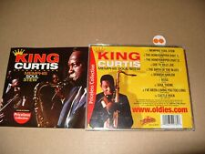 King Curtis  Memphis Soul Stew (2006) cd + Inlays Ex / Near Mint condition