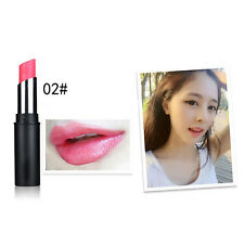 Women Makeup Lipstick Cosmetic Long Lasting Rouge Matte Charming Retro Red Wild