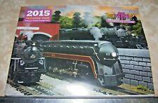 MTH ELECTRIC TRAINS Catalog - 2015 - Volume One  - EUC!
