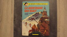 BD Les Missions d'Isabelle Fantouri n°4 - La montagne qui riait - 02/1984  EO