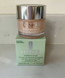 Clinique Moisture Surge 72 Hour Replenishing Hydrator Cream 50ml