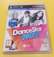 Dance Star Party GIOCO PS3 VERSIONE ITALIANA