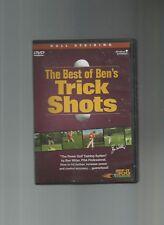 The Best Of Ben's Trick Shots: Ball Striking, Ben Witter, DVD