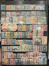 More details for turkey ottoman 1863 1920 mixed postage collection 125+ stamps - good selection