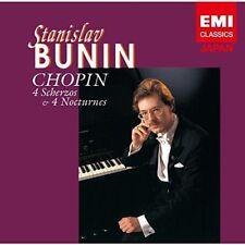 Stanislav Bunin - Chopin: 4 Scherzos & 4 Nocturnes [New CD] Japan - Import