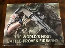 2019 Shot Show FN USA Product Firearms Catalog
