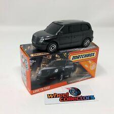 Matchbox 2020 LEVC TX taxi MBX City nuevo embalaje original /&