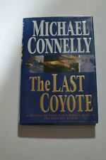 THE LAST COYOTE by Michael Connelly, SIGNED, Hardcover, First Edition