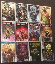 X-Men Legacy #231,232,233,234,235,236,236,237,238,239,240,240 2008 Set Lot Nm