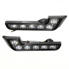 6 LED Daytime Running Fog Lights DRL Light For VW Volkswagen Golf Passat Polo