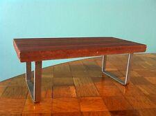 Tisch Couchtisch  Bodo Hennig 70er  Puppenhaus Puppenstube 1:12 Möbel