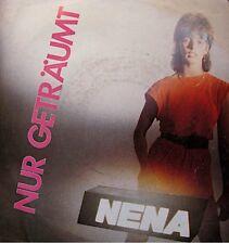 ++NENA nur getraumt/ganz oben SP 1982 CBS RARE VG++