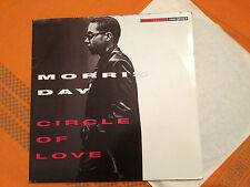 "MORRIS DAY - Circle Of Love - 1992 US 12"" Vinyl RARE RnB/SWING - EXCELLENT Vinyl"