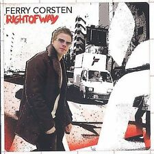 FERRY CORSTEN - Right Of Way: Deluxe Edition (NEW CD+DVD, 2004, Moonshine)