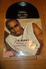 """P. DIDDY featuring USHER - I Need A Girl - 2002 UK 3-track 12"""" Single"""
