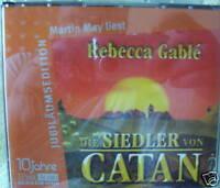 Rebecca Gablé- Die Siedler von Catan- 6 CDs
