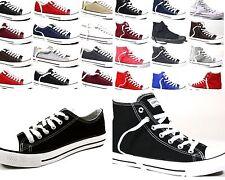 Neu Herren Damen Sneaker Low Sportschuhe Turnschuhe High Top Schuhe  201651