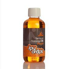 JOY DROPS Olio da Massaggio PESCA Nutriente Ipoallergenico con Vitamina 250 ml