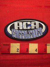 ACA CHEERLEADER Patch - American Cheerleading Association S81A