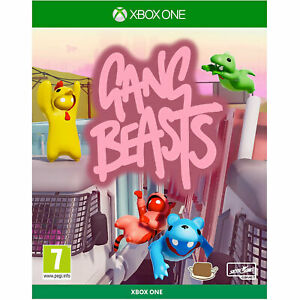 Gang Beasts XBOX ONE New and Sealed