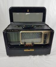 Zenith Transoceanic B600 Shortwave/AM Radio Trans-Oceanic 6A40 Wave-Magnet