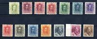 Sellos de España 1922-1930 nº 310/323 Alfonso XIII vaquer Nuevos Stamps A1