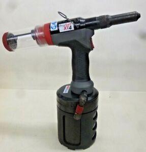 NEW! POP AVDEL Air Powered, Rivet Tool, 90 psi, 76004-00003
