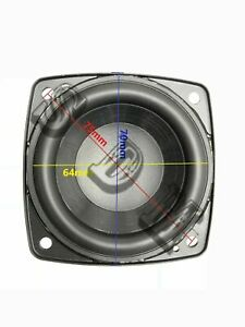 Woofer Subwoofer 4 Ohm 25~35W For JBL XTREME 2 and XTREME 1 Speaker 1pcs