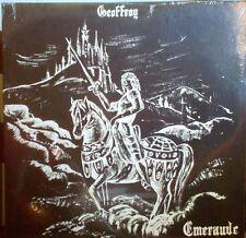 EMERAUDE - GEOFFROY FRENCH ATOMOSPHERIC PROGRESSIVE-FOLK LTD EDT SEALED RE LP