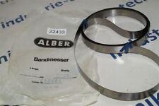 ALBER Bandmesser 5040 x 20,0 x 0,45 mm  Bandsägeblätter