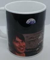 Brian Cox Faux Scientist Pseudo Intellectual MUG APOLLO 11 Moon Landing Tweet