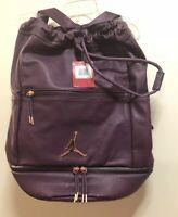 Nike Air Jordan Skyline City Portage Backpack Grape-Purple 9A0023-P3D