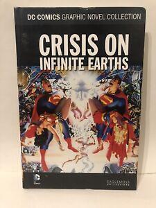 CRISIS ON INFINITE EARTHS - DC Comics - Special -  (EAGLEMOSS) ✅