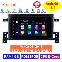 7''Android 8.1 GPS Navigation system For 2005-2015 SUZUKI GRAND VITARA 3G WiFi
