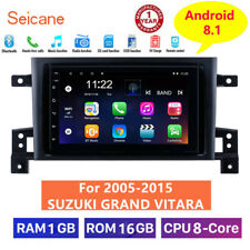7''Android 8.1 GPS Navigation system For 2005-2015 SUZUKI GRAND VITARA 3G WiFi