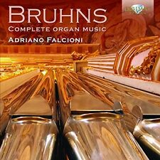 Bruhns - Comp Organ Music [New CD]