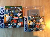Micro Machines Gameboy Game! Complete! Look In The Shop!