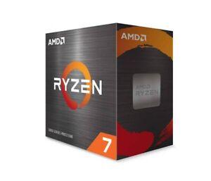 AMD Ryzen 7 5800X Desktop Processor (4.7GHz, 8 Cores, Socket AM4) Box -...