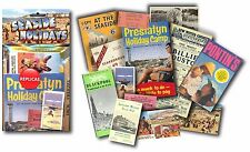 SEASIDE HOLIDAYS MEMORABILIA PACK - Reminiscence Dementia or School Activity