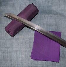 Japanese Sword Fukusa & Pillow