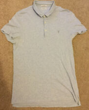 Mens All Saints Polo Shirt Size Large