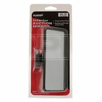 Summit Rear View Mirror - Suction Pad - Large - Easy to fit - 14.5cm x 6cm